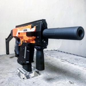 Nerf Gun Vector: Pre Order Tactical Nerf Kriss Vector Modified