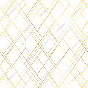 Monogram Chevron Cross Vector: Premium Style Seamless Pattern Golden Cross Lines Vector