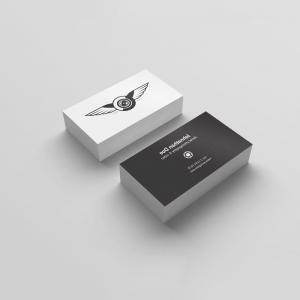 Business Card Template Vector: Psd Business Card Templates Template Ideas Free
