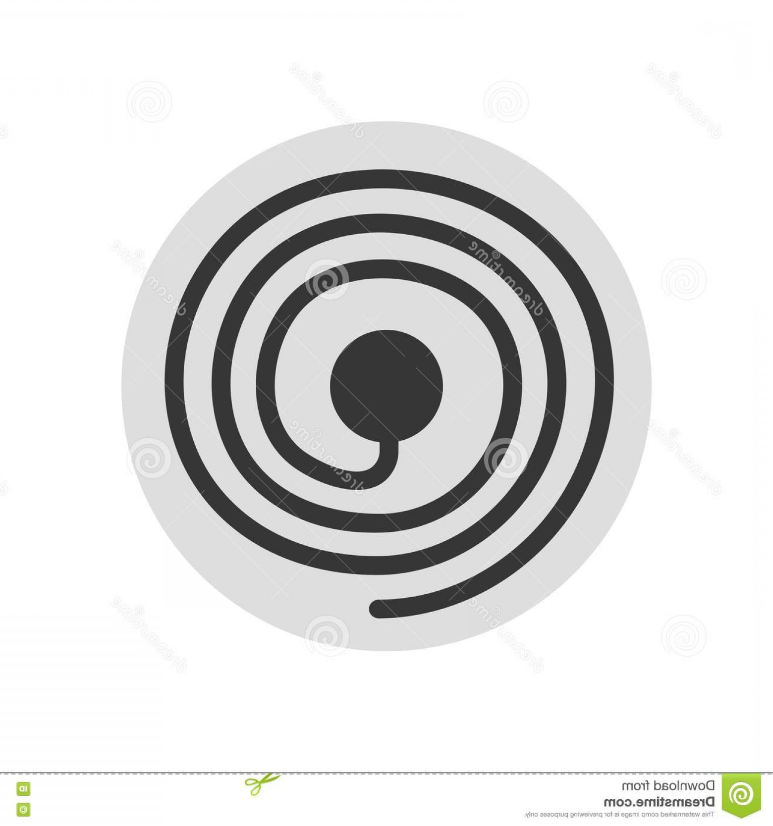 Radio Frequency Vector: Radio Frequency Identification Rfid Tag Icon Vector Illustration Image