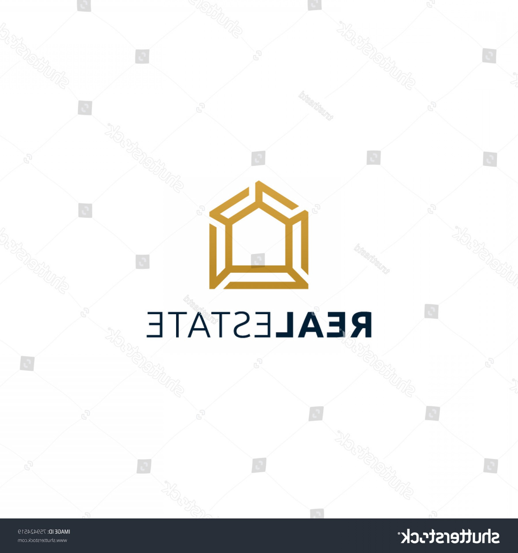 Home Logo Vector: Real Estate Logo Home Vector