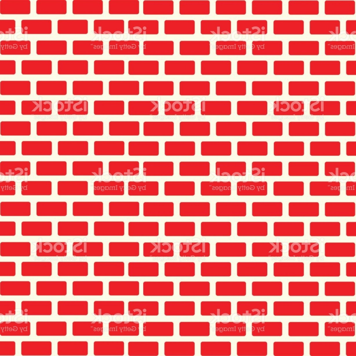 Wall Background Vector: Red Brick Wall Background Gm