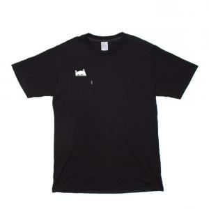 Rip N Dip Vector: Rip N Dip Nermal Pocket T Shirt Black