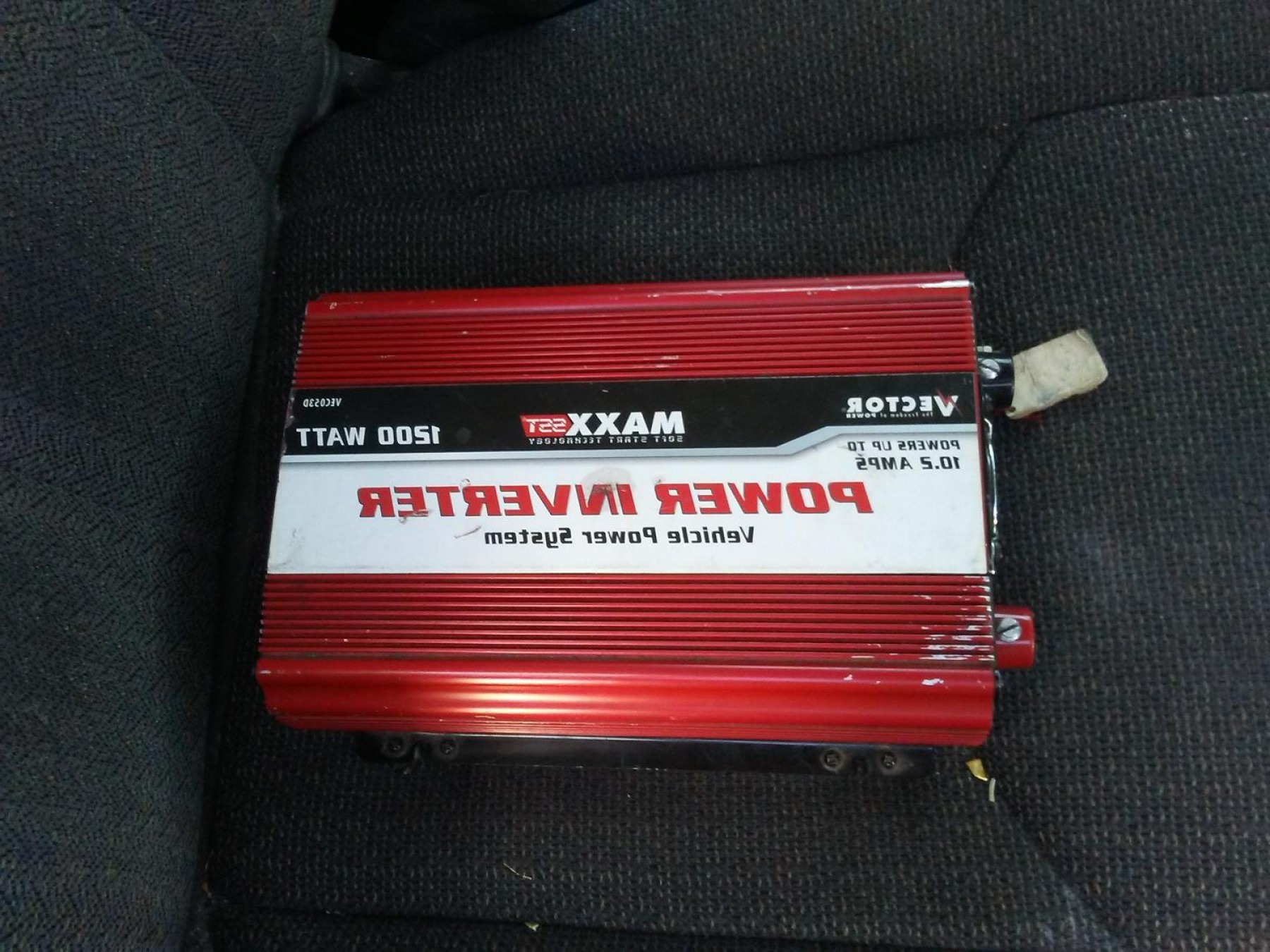 Vector Power Inverter 1500: Rnrxus Vector Watt Power Inverter