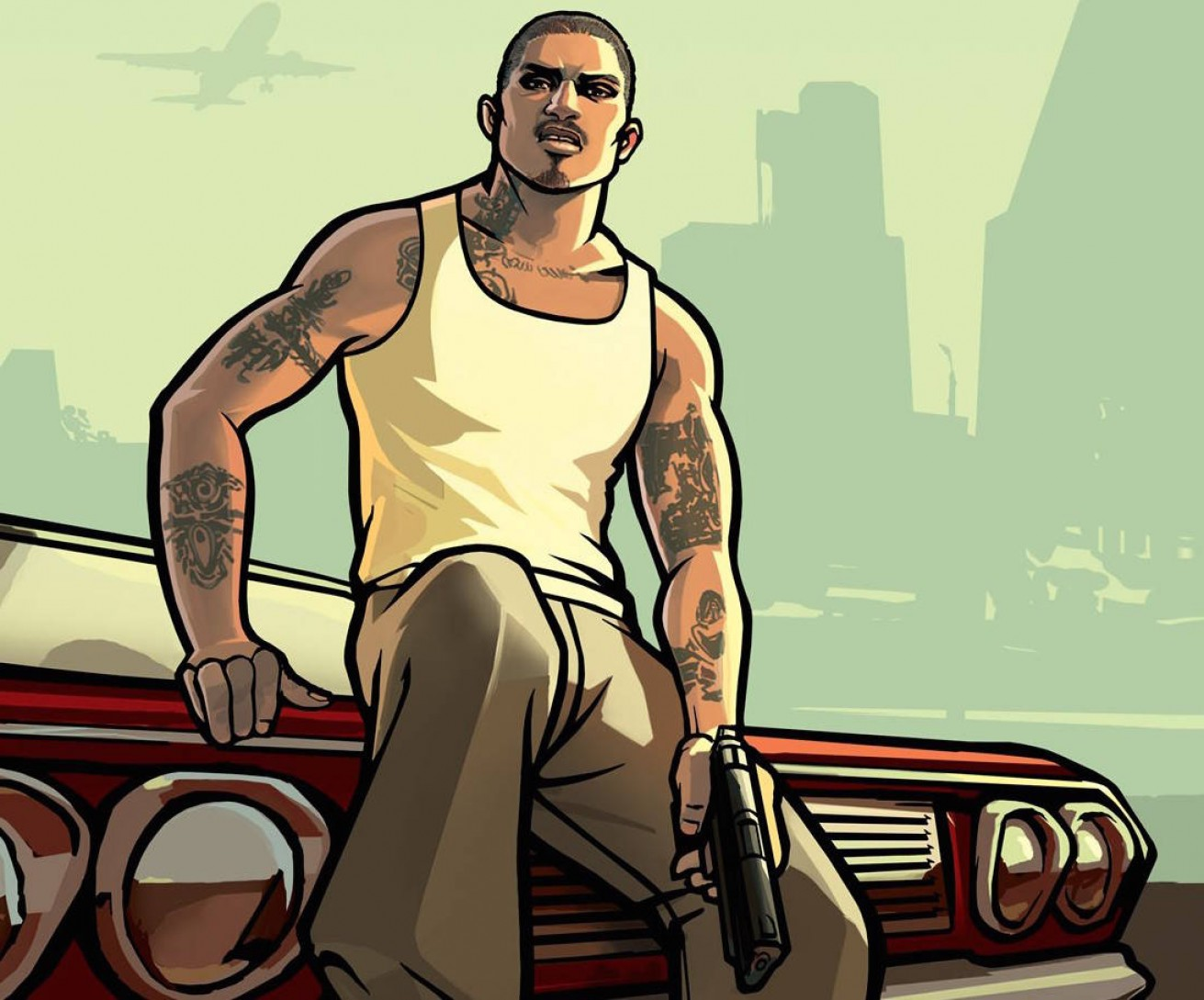GTA Photo To Vector: Rockstars Awesome Grand Theft Auto Trilogy Goes Sale