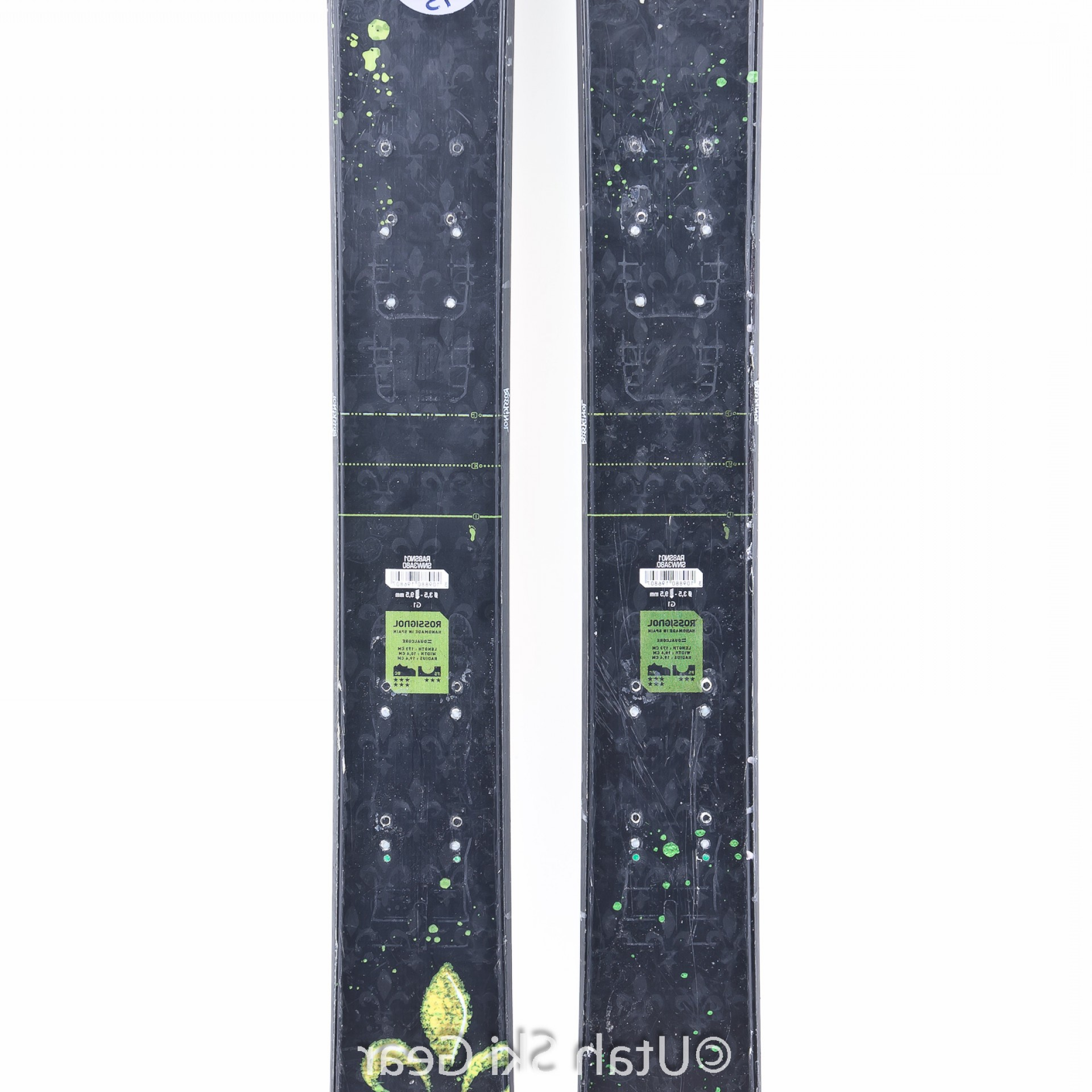Voile Vector Ski Review: Rossignol S Caia Koopman Edition Skis