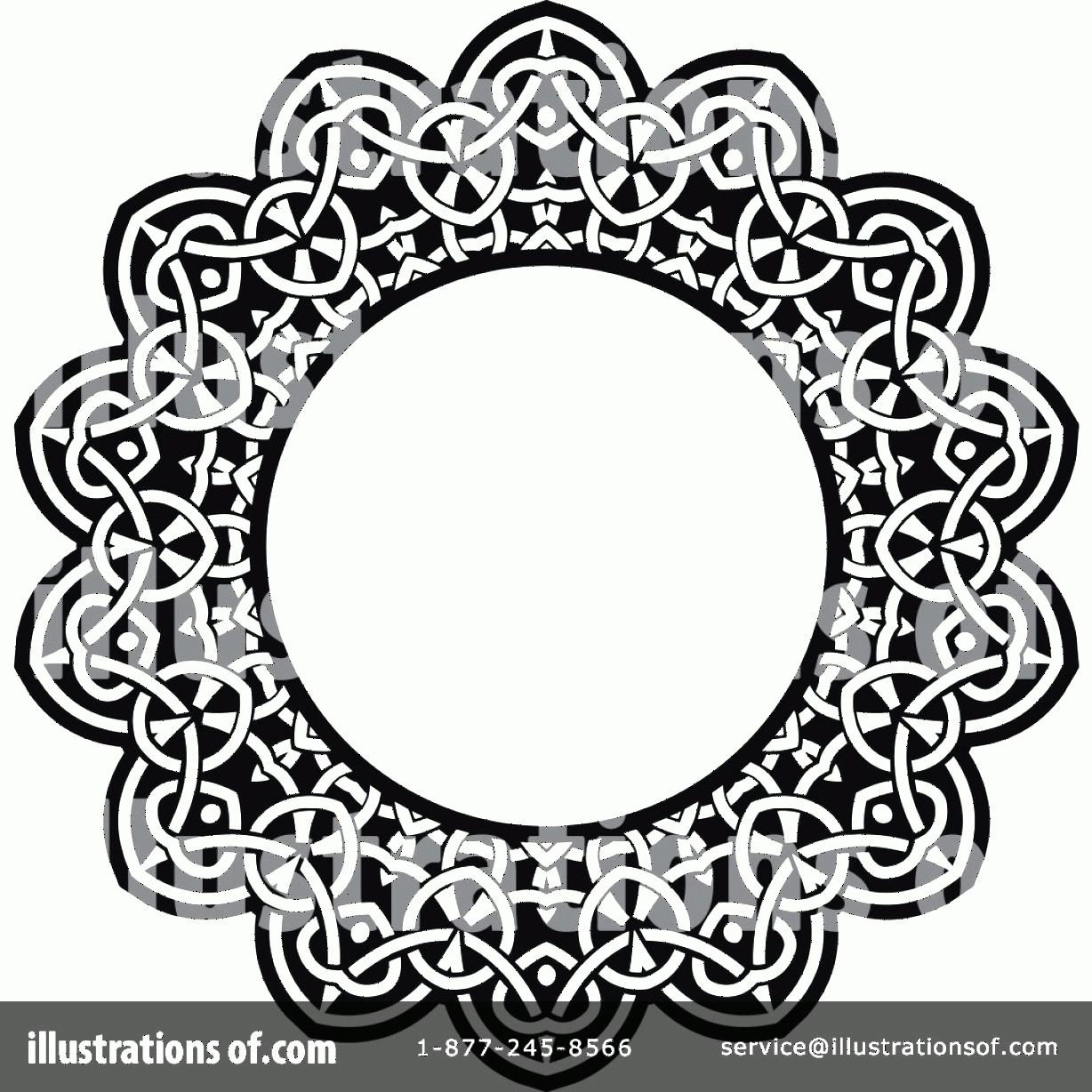 Lace Vector Images Free Clip Art: Royalty Free Lace Clipart Illustration