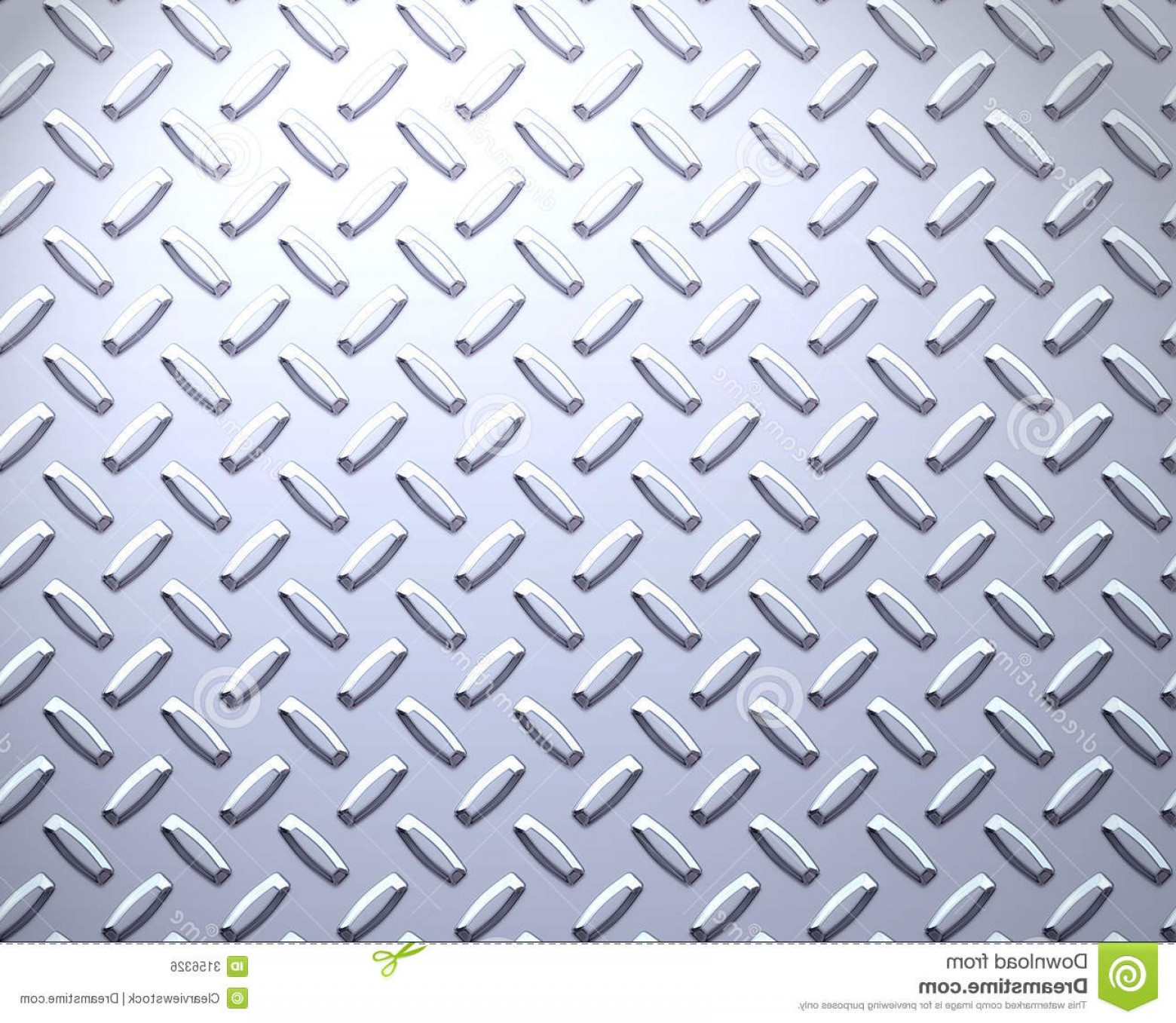 Tread Plate Vector: Royalty Free Stock Image Strong Steel Diamond Plate Image