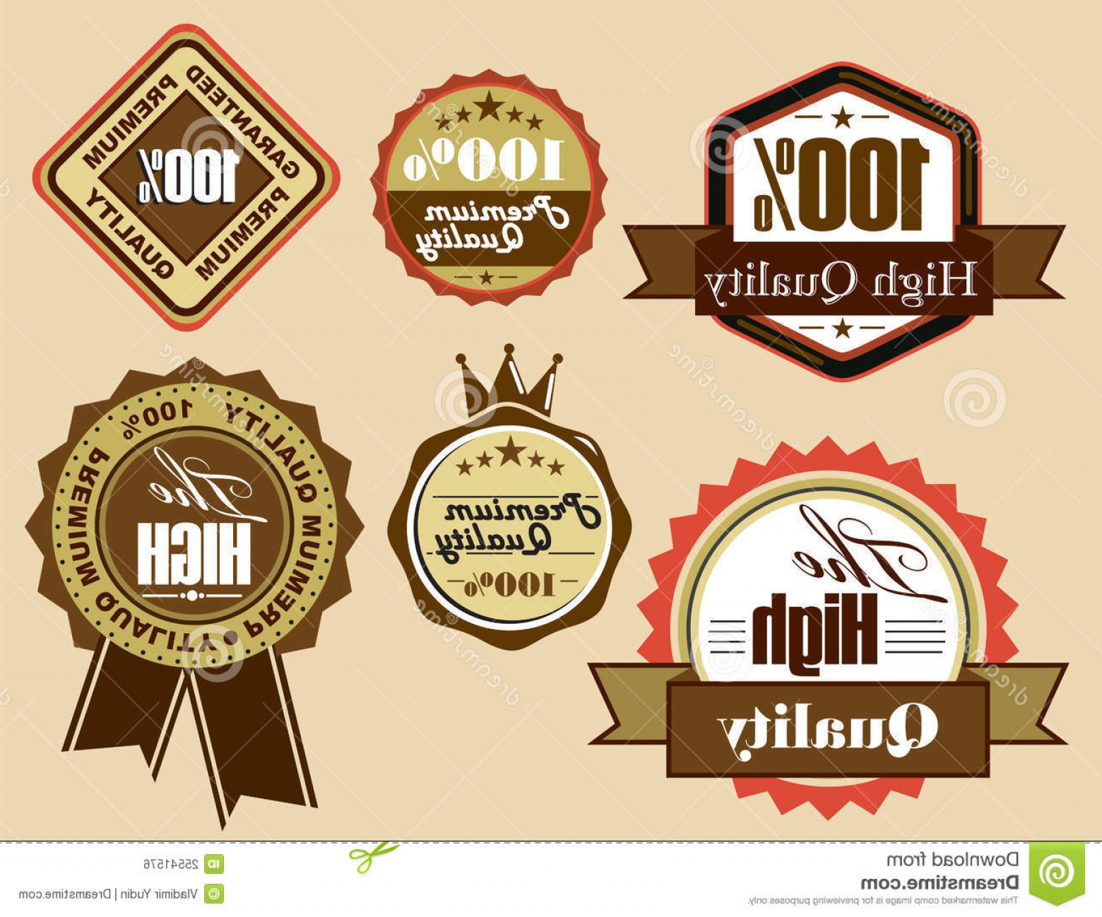 Vector Lables: Royalty Free Stock Image Vector Labels Image