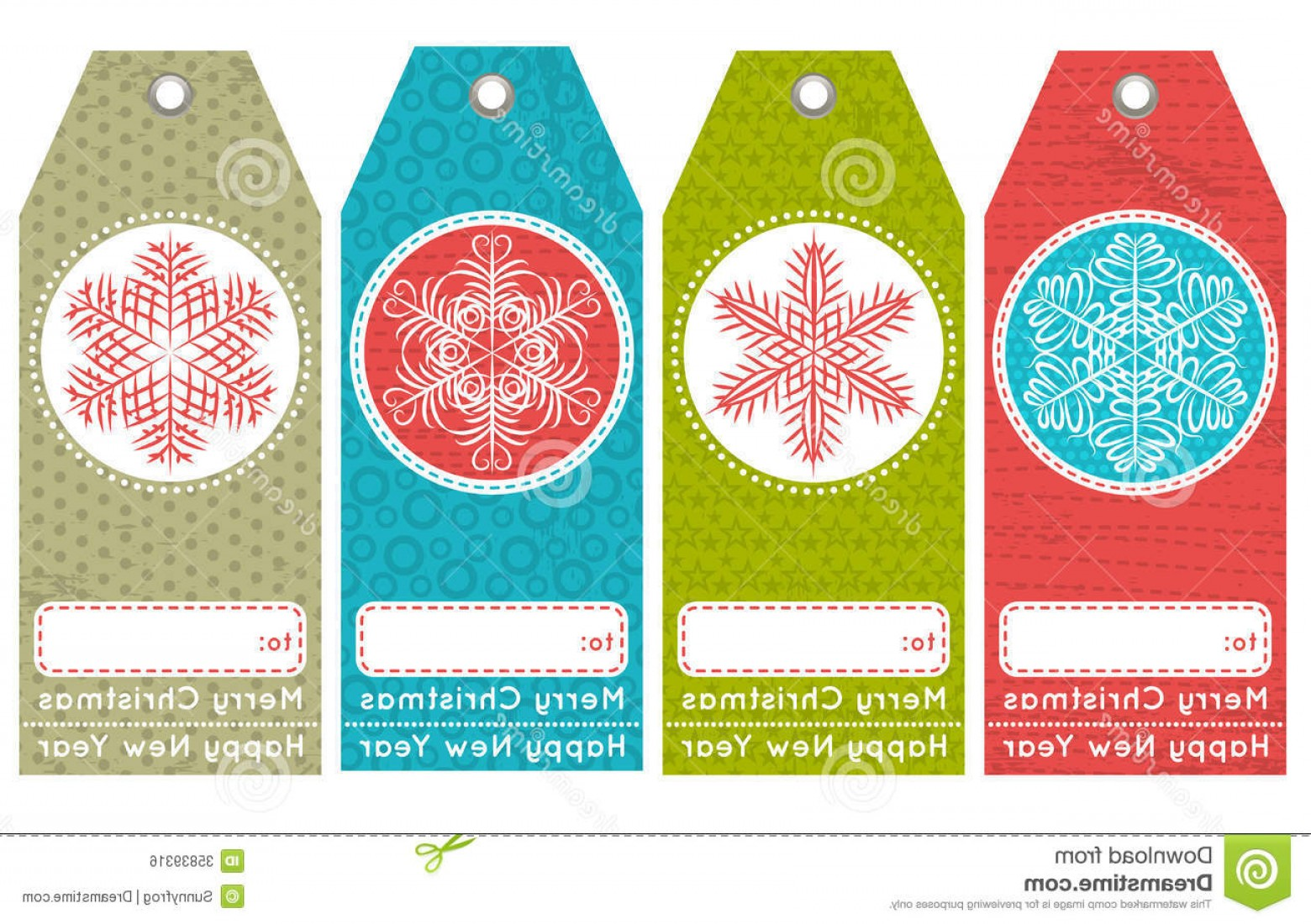 Vintage Xmas Sale Tag Vector: Royalty Free Stock Image Vintage Christmas Labels Sale Offer Vector Illustration Image