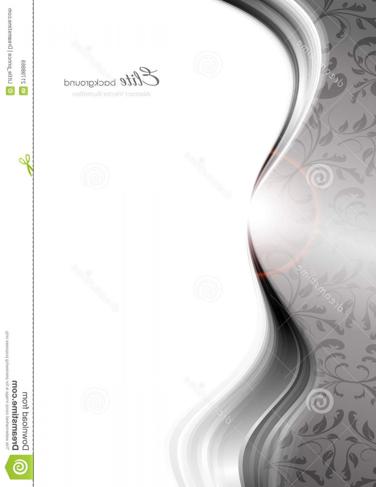 Silver Prince Vector: Royalty Free Stock Images Abstract Silver Background Image