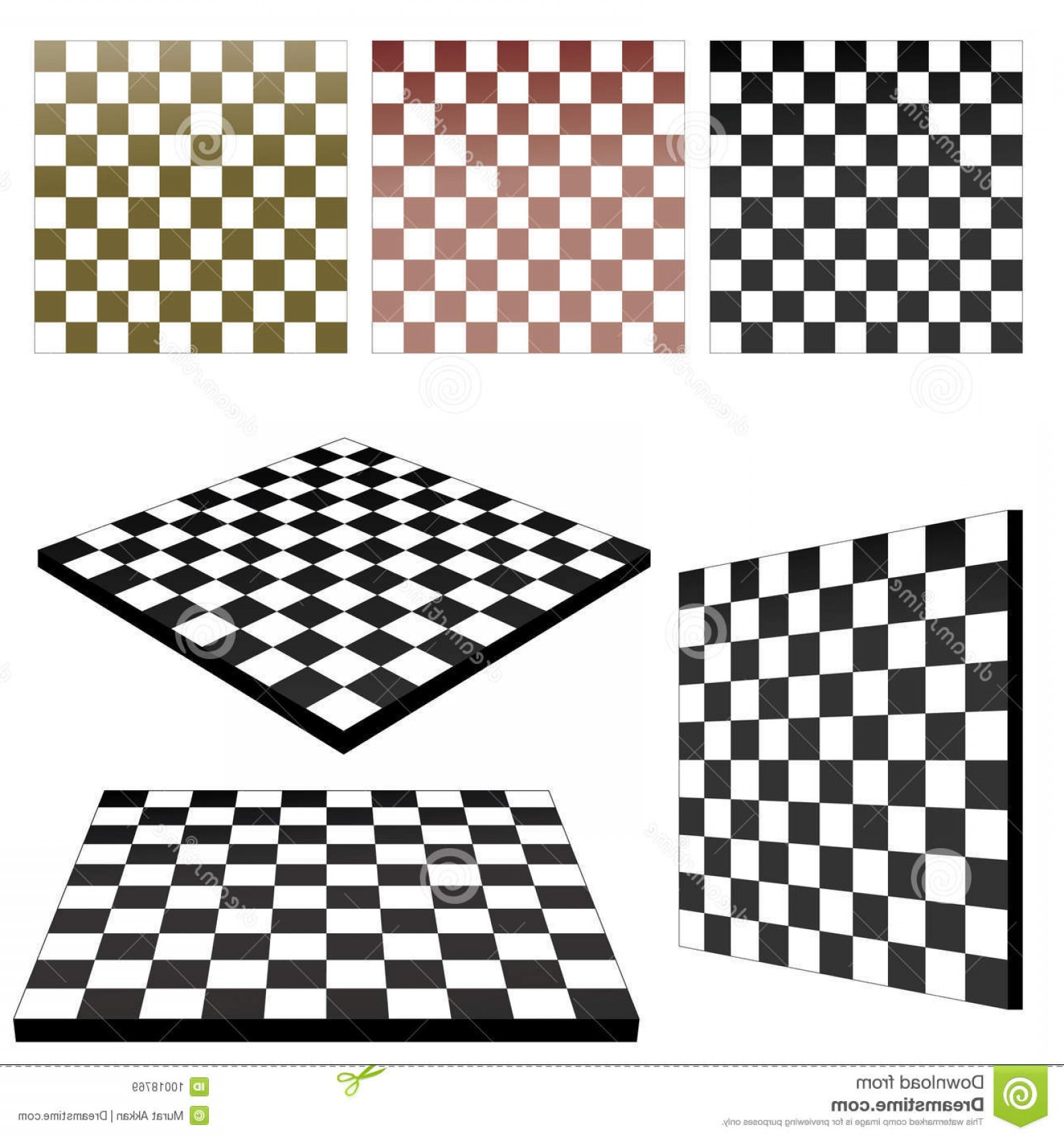 Vector Chess Board: Royalty Free Stock Images Vector Chess Image