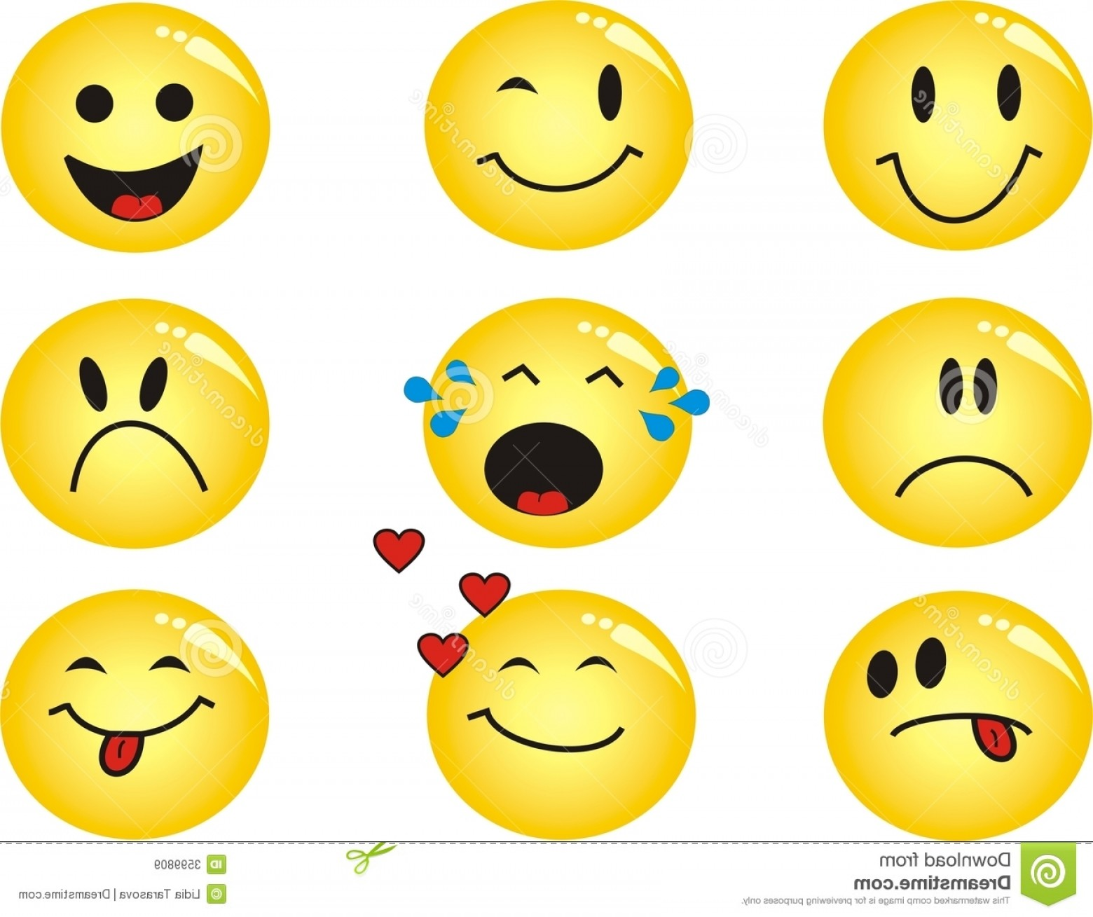 IPhone Emoji Vectors Van: Royalty Free Stock Images Vector Emoticons Image