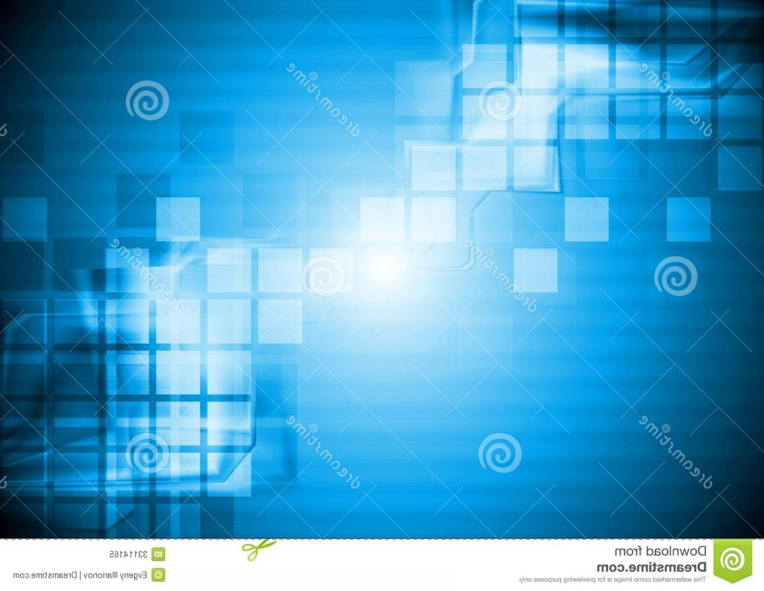 Vector Abstract Elegant Design: Royalty Free Stock Photo Bright Elegant Vector Design Abstract Blue Hi Tech Background Eps Image