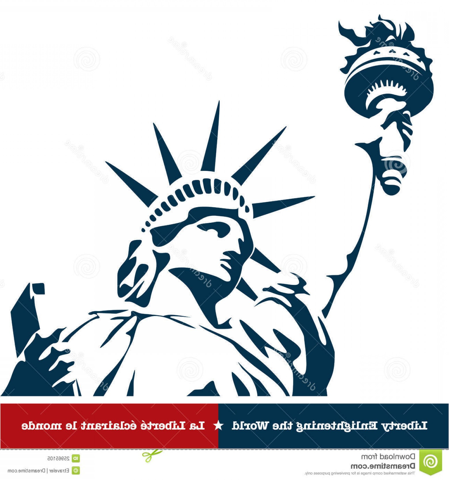 Statue Of Liberty Face Vector: Royalty Free Stock Photo Statue Liberty Usa Image