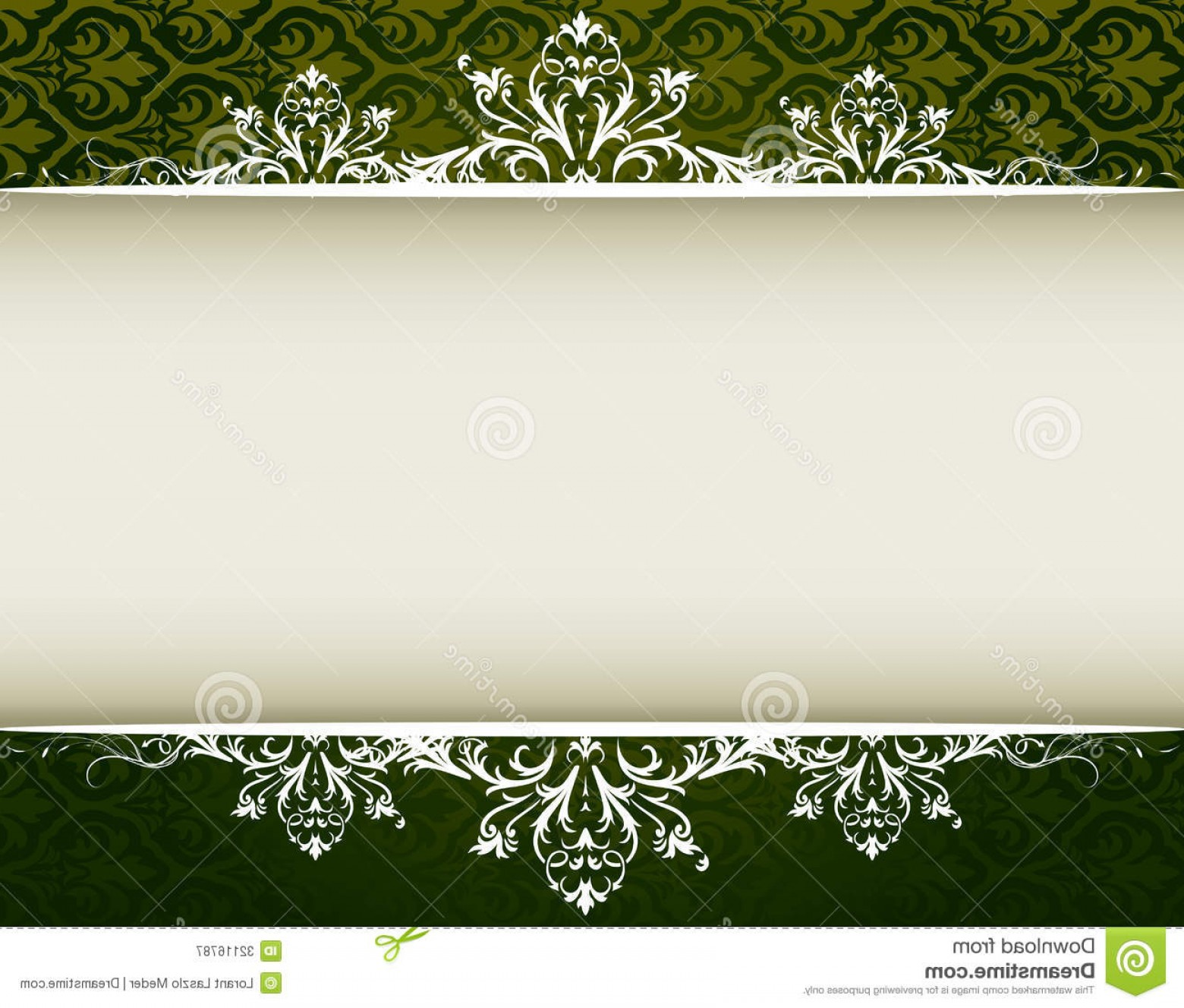 Vector Royal Vintage: Royalty Free Stock Photography Royal Vintage Cover Editable Vector Format Image