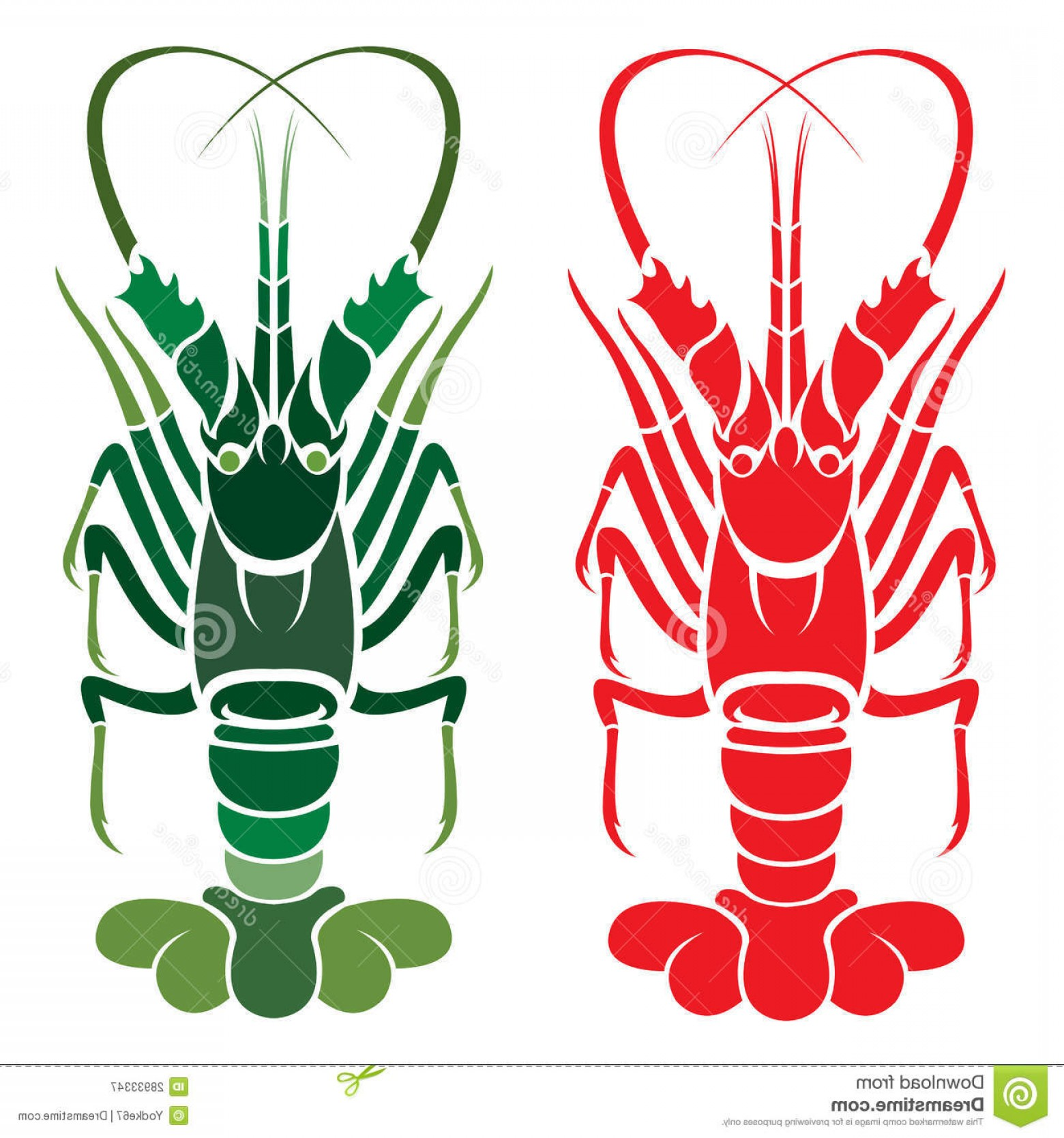 Lobster Clip Art Vector: Royalty Free Stock Photography Vector Image Lobster Image