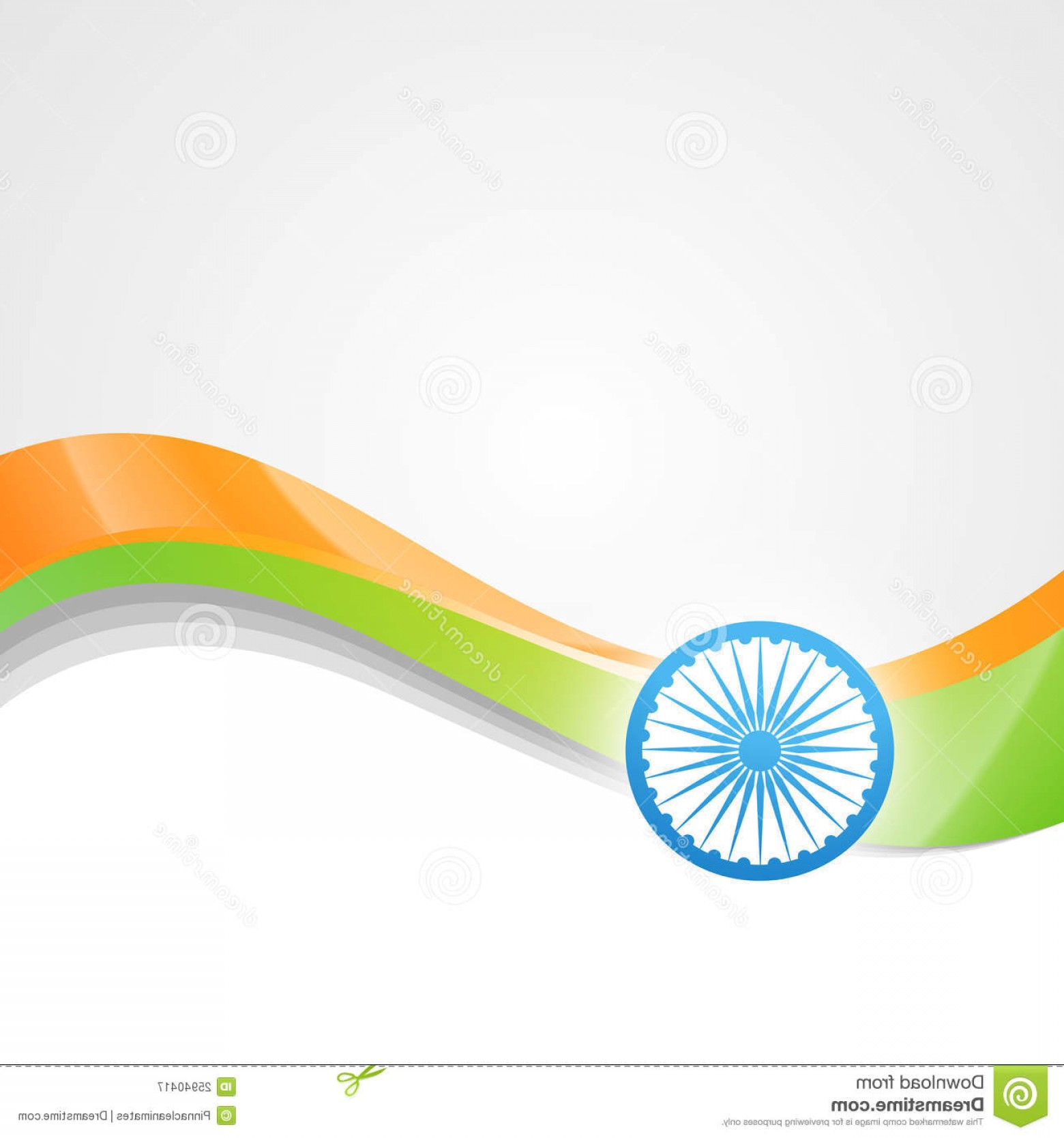 India Flag Vector: Royalty Free Stock Photography Vector Indian Flag Design Art Image