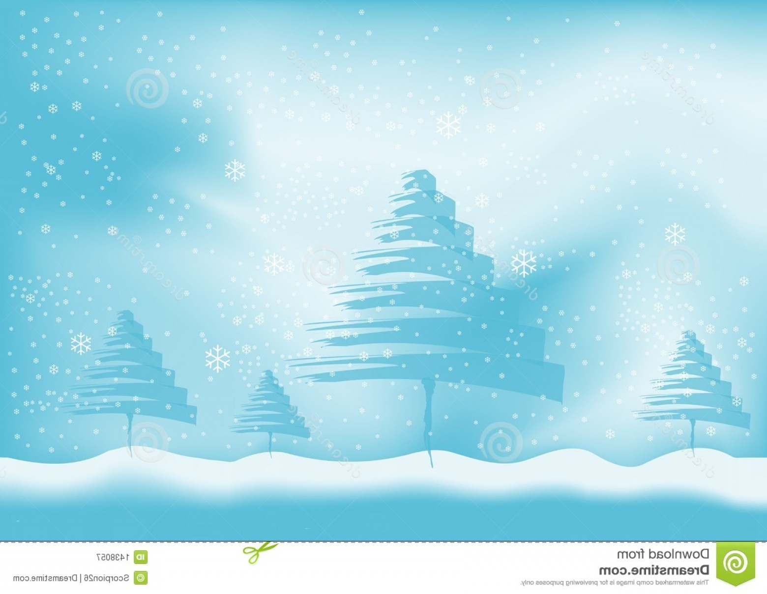 Free Winter Vector: Royalty Free Stock Photography Winter Background Vector Image