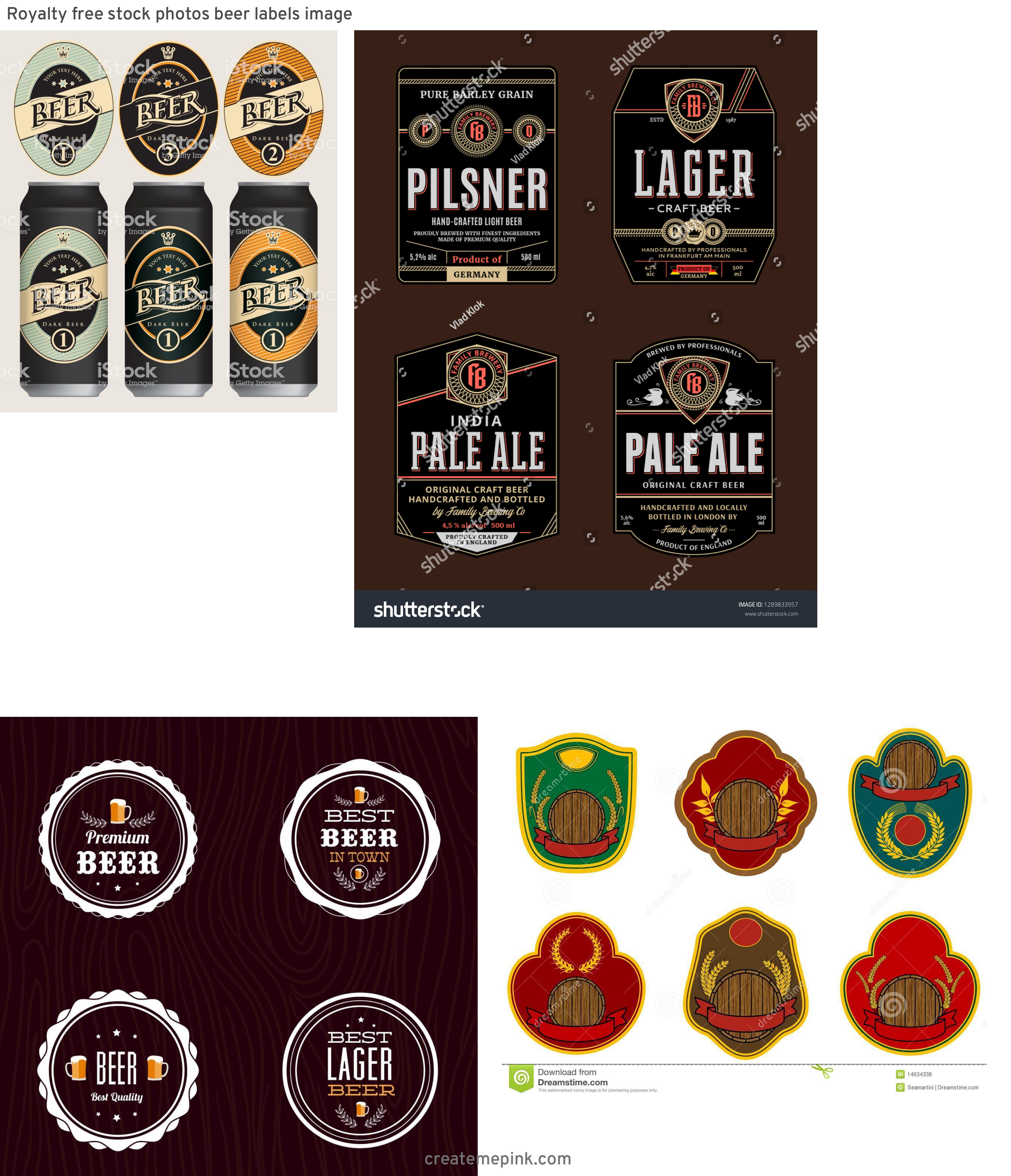 Custom Beer Labels Vector Graphics: Royalty Free Stock Photos Beer Labels Image