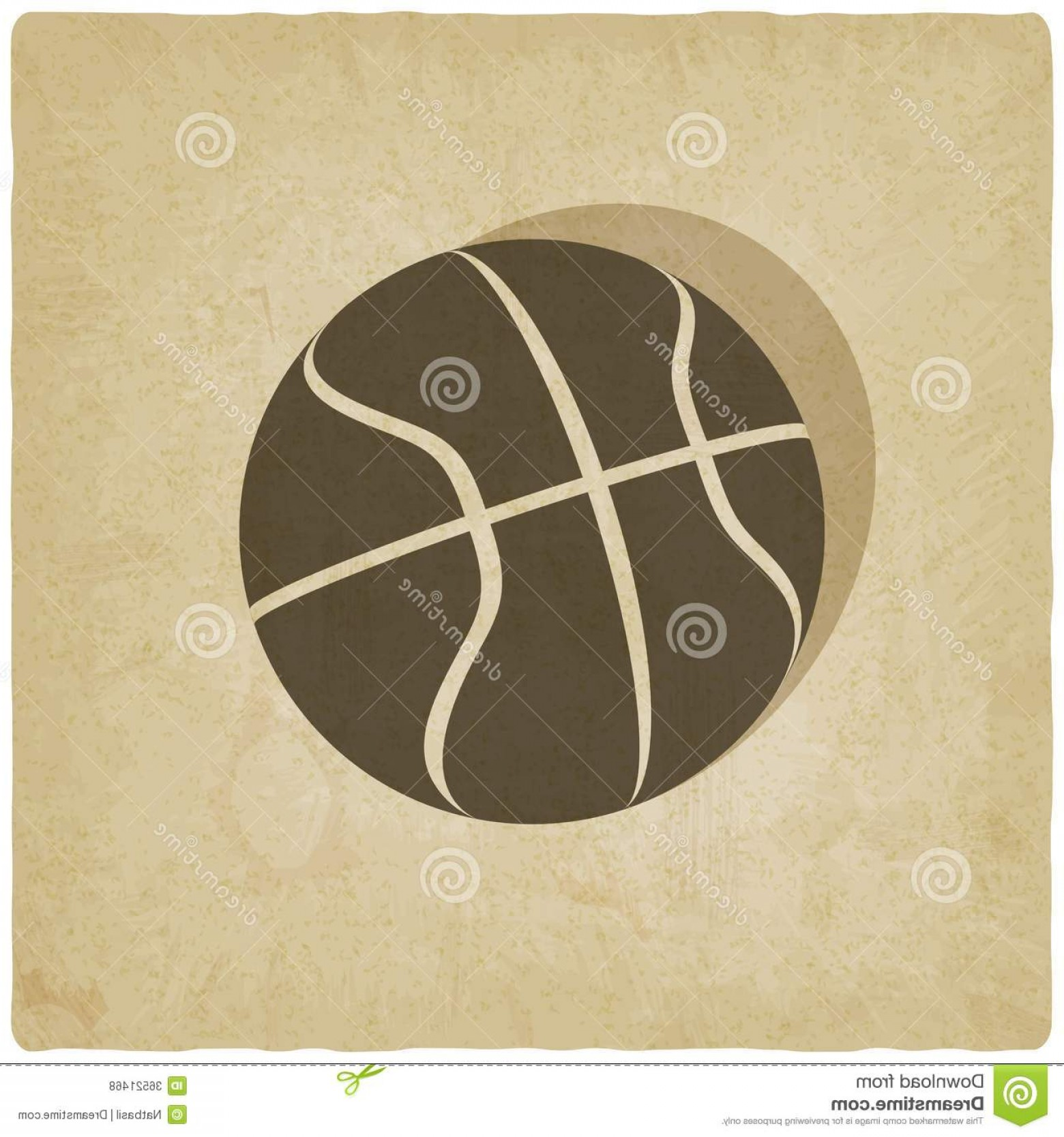 Nike Volleyball Vector Designs: Royalty Free Stock Photos Sport Basketball Logo Old Background Vector Illustration Image
