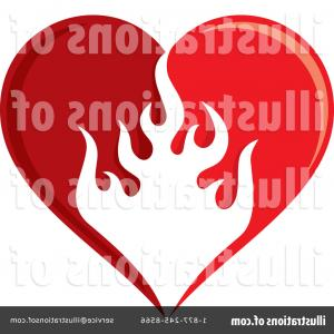 Fire Clip Art Vector: Royalty Free Fire Clipart Illustration