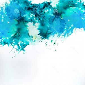Watercolor Vector Background Free: Royalty Free Stock Photo Blue Decorative Watercolor Vector Background Frost Effect Image