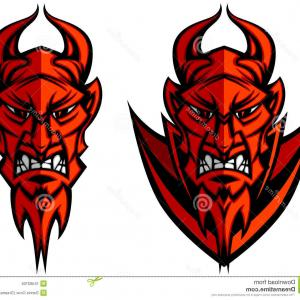 Devil Vector Art: Angel Fighting With Devil Gm