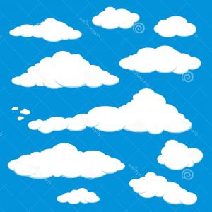 Users SkyVector.com: Cloud Dark Sky Vector Icon Flat