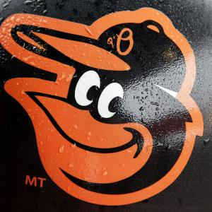 Cal Ripken Jr Logo Vector: Mitchell N Ness Cal Ripken Jr Authentic Mesh Bp Jersey Baltimore Orioles Cri