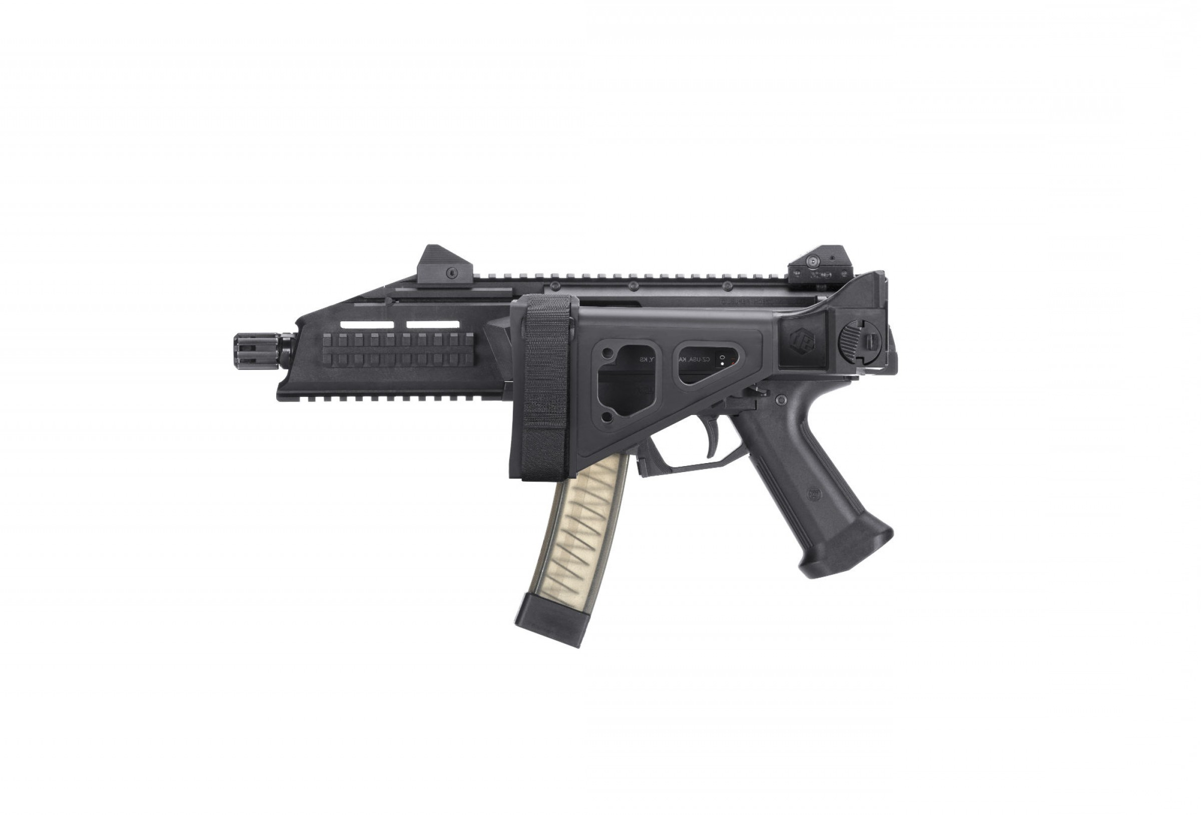 Kriss Vector Pistol Brace: Sb Tactical Introduces New Product Lines