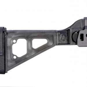 Vector MP5K: Sb Tactical Sbtka Side Folding Pistol Stabilizer Brace For Hk Mpk Sp Clones
