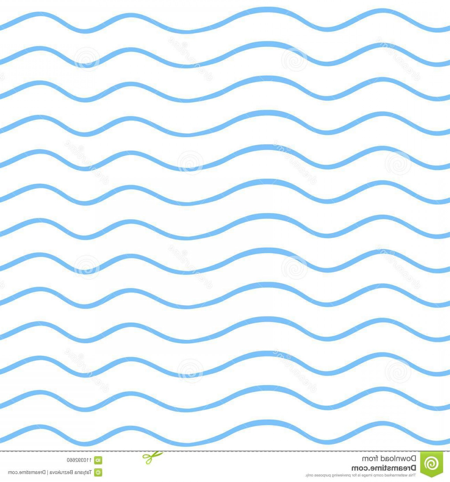 Wavy Line Illustrator Vector: Seamless Background Blue Wavy Lines Vector Illustration Seamless Background Blue Wavy Lines Vector Illustration Image