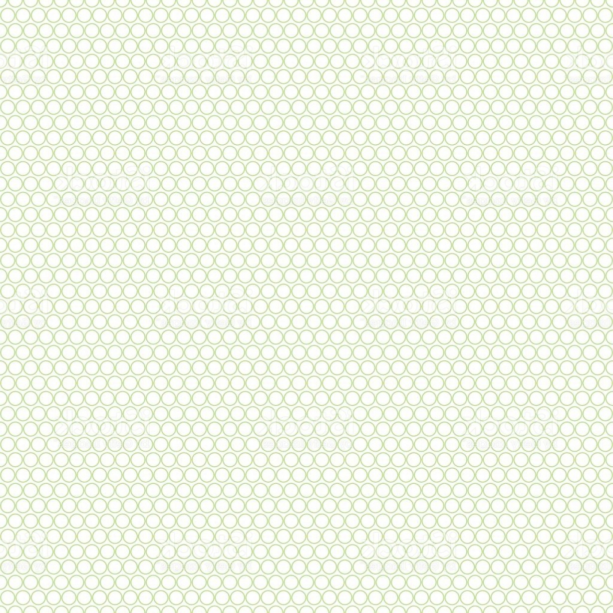 Security Vector Patterns: Seamless Pattern In Green Color Made Of Circles Inspired Of Banknote Money Design Gm