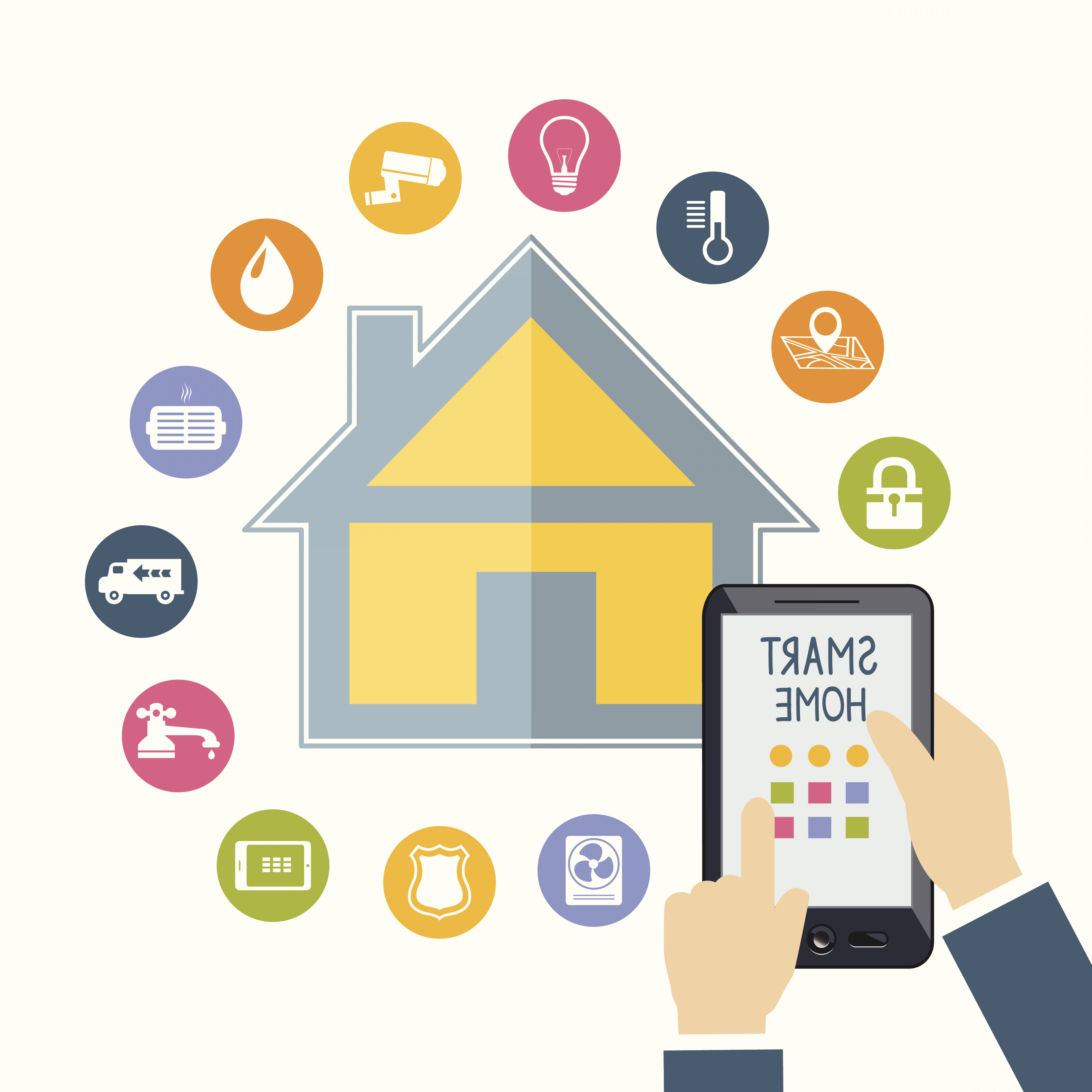 Smart Home Remote Vector: Security Flaws In Popular Smart Home Automation Hubs