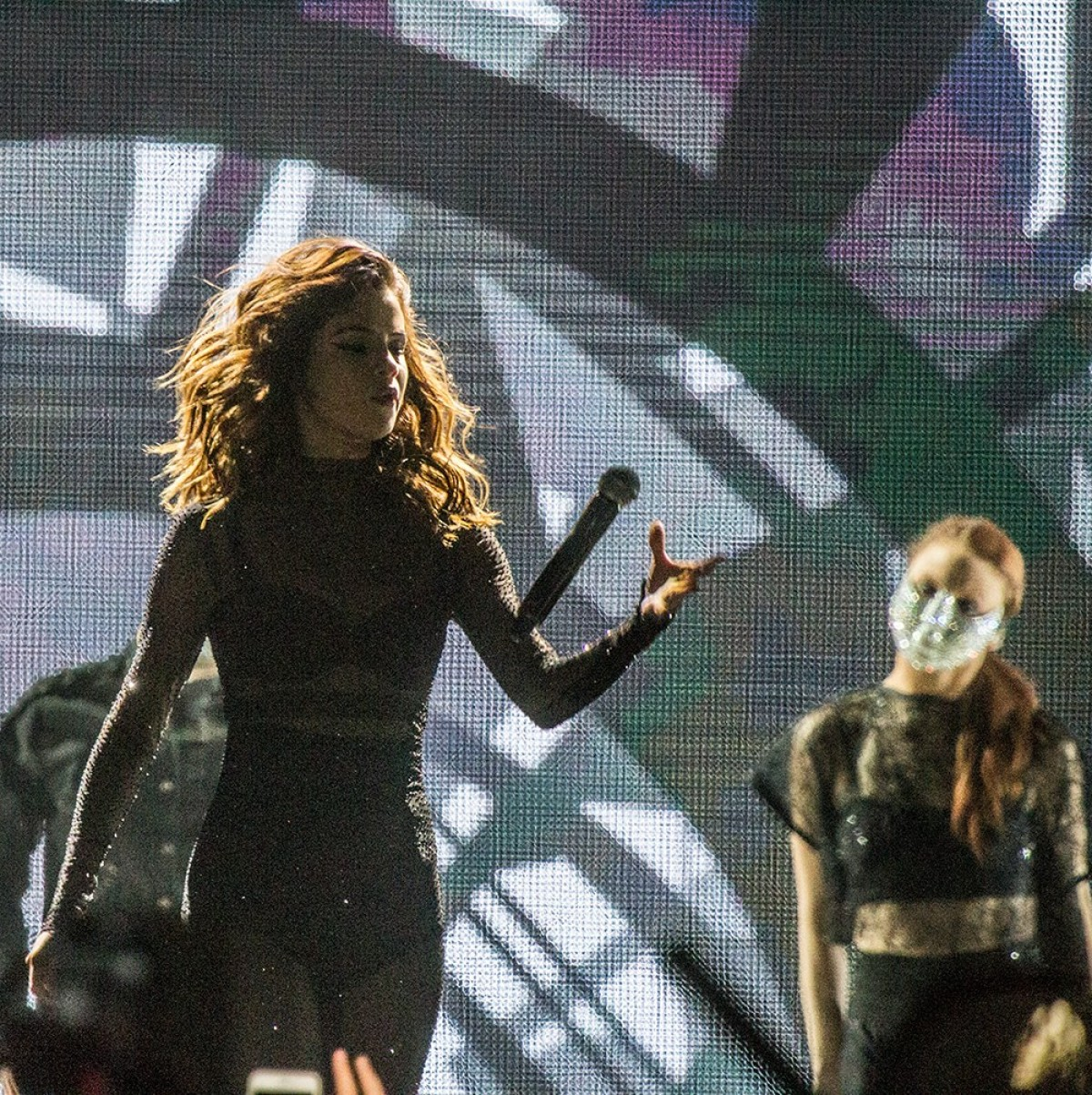 Vector Arena Auckland Events: Selena Gomez At The Vector Arena Auckland Photo Gallery