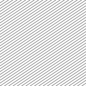 Vector Lines: Abstract Background With Bent Lines Vector Clipart