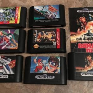 Vectorman Genesis Titles: Sega Genesis Flashback Official Game List Revised