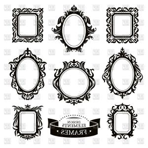 Baroque Vector Clip Art: Stock Illustration Royal Baroque Vector Classic Sofa Furniture Ornate Luxury Acanthus Ornaments Sketch Image