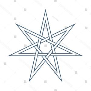 Nautical Star Vector Logo: Photostock Vector Cardinal Points Star Vector Icon Illustration Graphic Design