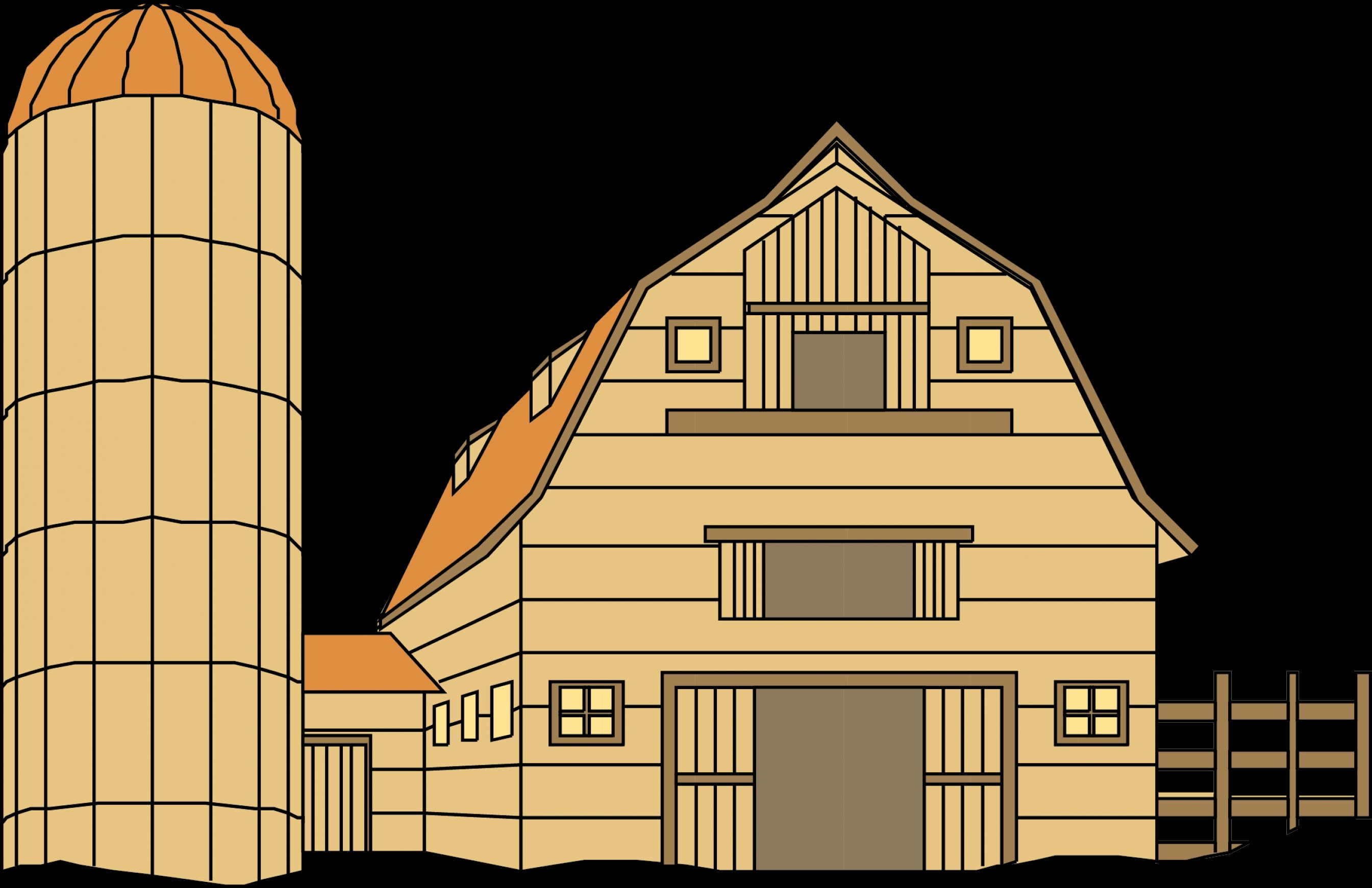 Shed PNG Vector: Shack House Log Cabin Clip Art Shed Cliparts Png Download
