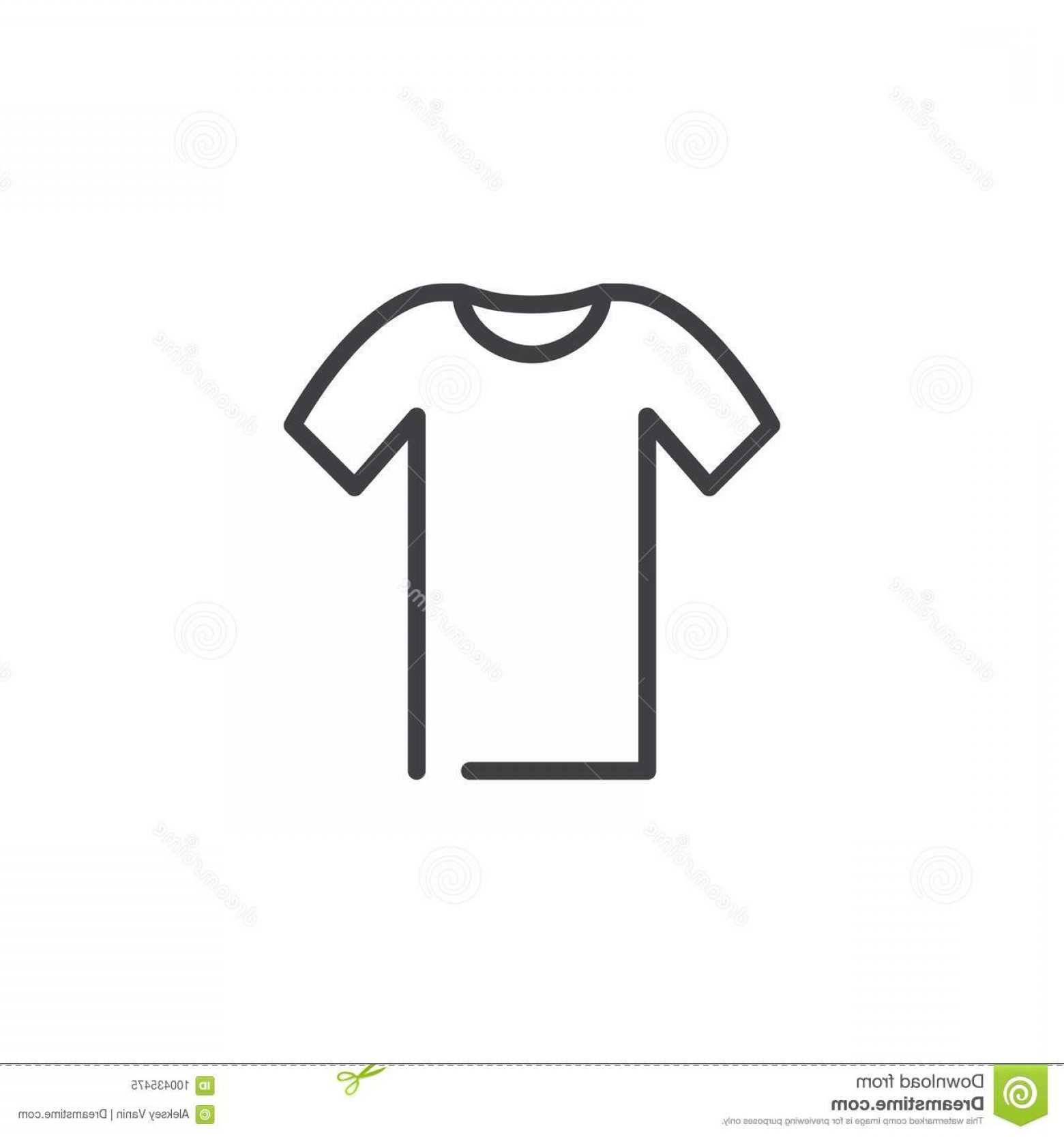 Lean Cup Vector: Shirt Line Icon Outline Vector Sign Linear Style Pictogram Isolated White Symbol Logo Illustration Editable Stroke Shirt Line Image