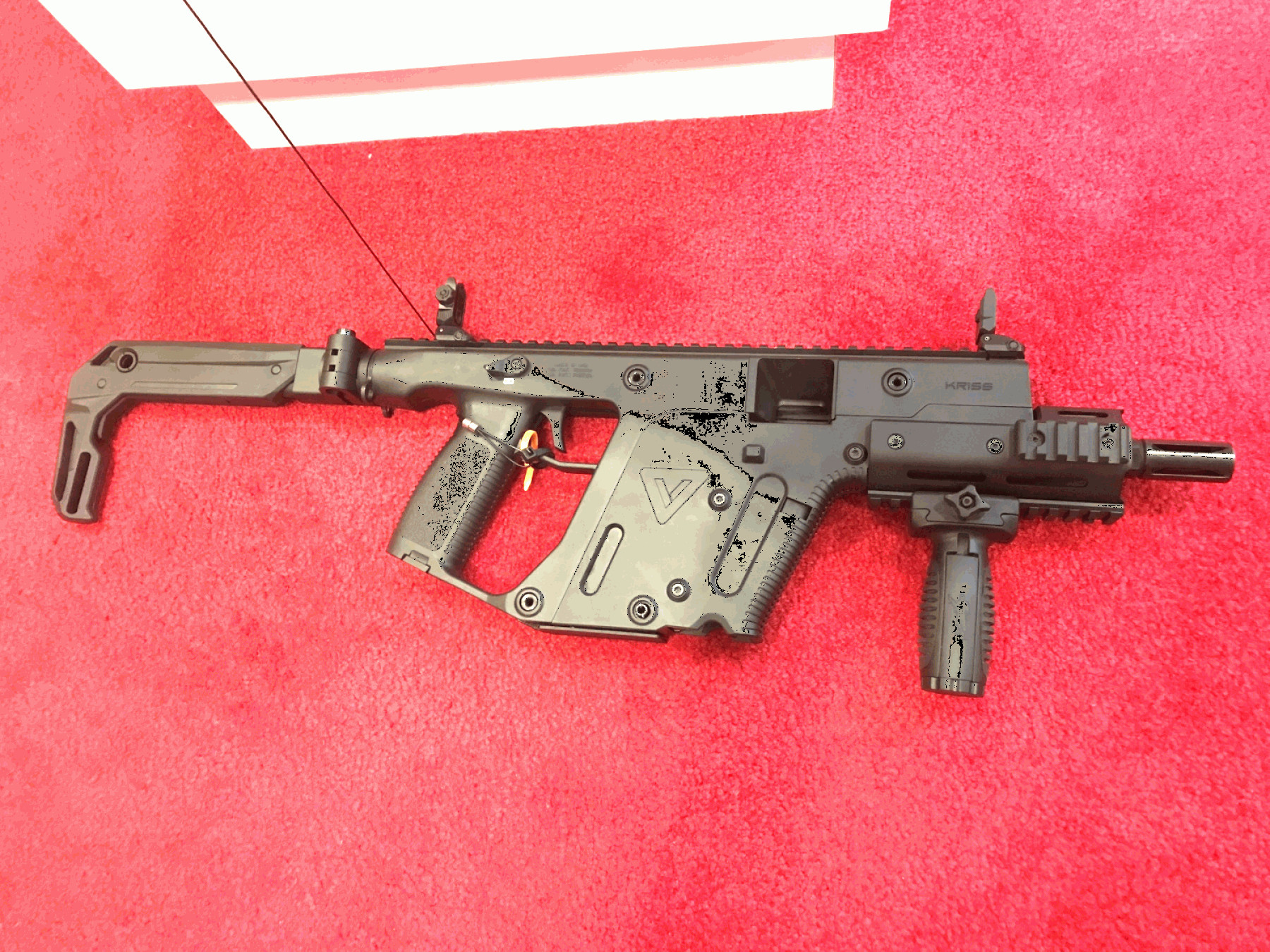 Kriss Vector Gen 1 Rail: Shot Kriss Usas Latest Products For