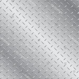 Sheet Metal Effect Vector: Paper Corner Peel Silver Metallic Page