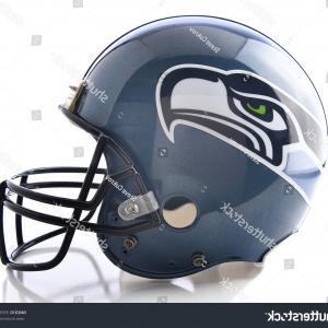Seahawks Helmet Vector: American Football Helmet Clash Gm