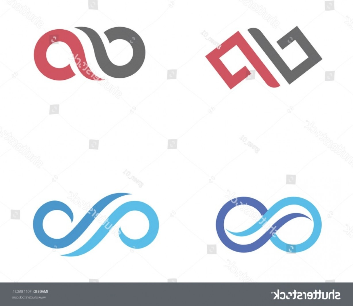 Simple Vector Logo: Simple Infinity Design Infinity Logo Vector Logo Stock Vector In The Best Of Infinity Logo Design For Ideas
