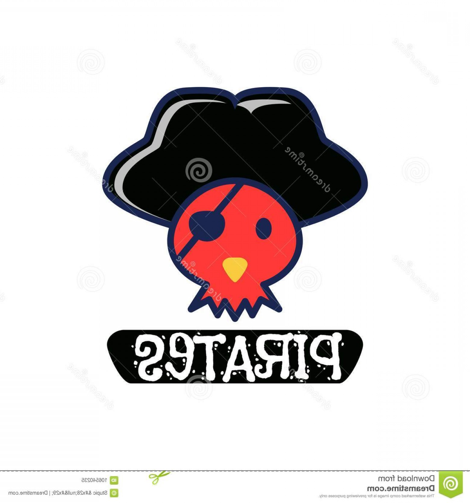 Turkey Logo Vector Art: Simple Unique Pirates Logo Various Purposes Best Use Vector Art Template Illustration Image