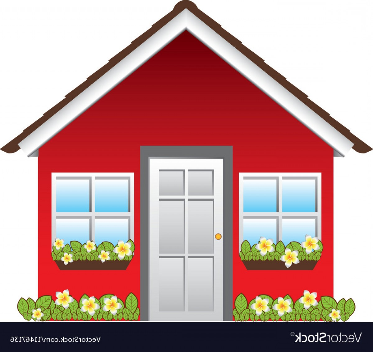 Shed PNG Vector: Small House Icon Image Vector
