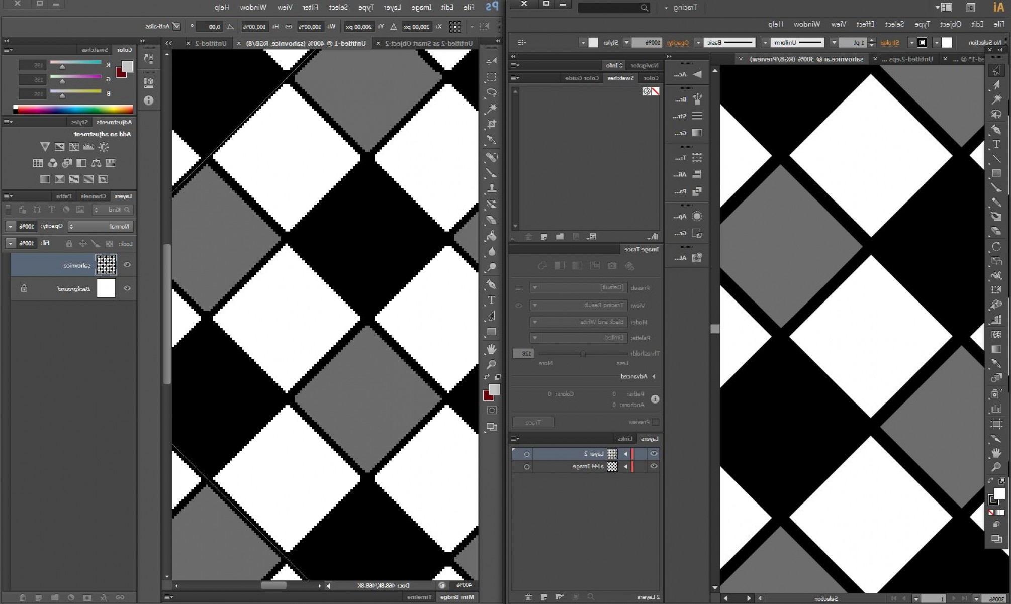 Pixelation Photoshop Vector: Smart Object Is Pixelated Adobe Cs