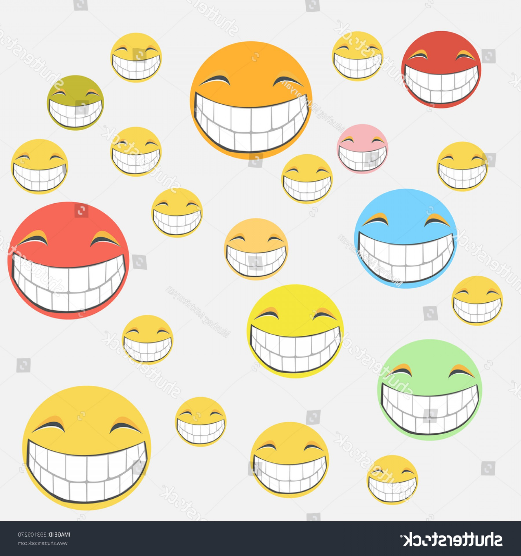 IPhone Emoji Vectors Van: Smiley On Day Laughter Vector Graphics